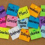 """Como responder a um """"obrigado"""" em português?"""